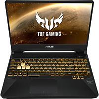 Laptop Asus TUF Gaming FX505DT-HN478T (AMD Ryzen 7 3750H/ 8GB DDR4 2666MHz/ 512GB SSD M.2 PCIE G3X2/ GTX 1650 4GB GDDR5/ 15.6 FHD IPS, 144Hz/ Win10) - Hàng Chính Hãng