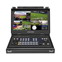 Bàn trộn video đa dạng 6CH có tích hợp thêm màn hình AV Matrix VS0613 - Hàng Chính Hãng