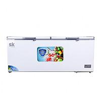 TỦ ĐÔNG SUMIKURA 750 LÍT SKF-750S(JS) ĐỒNG (R600A) (HÀNG CHÍNH HÃNG) (CHỈ GIAO HCM)
