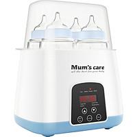 Máy Hâm Sữa & Tiệt Trùng Bình Sữa Mum's Care Đa Năng Điện Tử