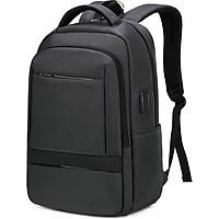 Balo laptop công sở, du lịch nam, nữ thời trang cao cấp- phong cách trẻ trung, năng động - chống sốc và va đập hiệu quả- thiết kế thông minh tích hợp ổ cắm USB hiện đại - SL81