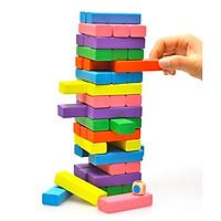 Đồ chơi rút gỗ đa màu dành cho trẻ