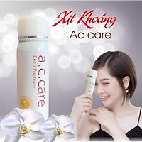 Xịt khoáng kiểm soát bóng nhờn từ nọc ong AC Care Bee's Premium Water Essence 60ml