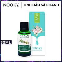 [30ml] Tinh dầu Sả Chanh NOOKY 100% Thiên Nhiên - TORO FARM