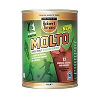 Sữa bột Canxi ca cao Robert Timms Molto Australia 450g