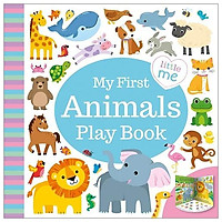 My First Animals Play Book