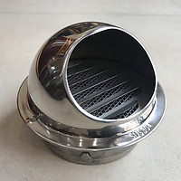 CHỤP THÔNG HƠI VENT CAP INOX D60 - 300