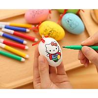 Đồ chơi trẻ em - Set Tô trứng kèm túi màu cho bé