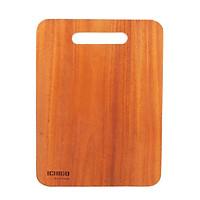 Thớt gỗ xà cừ Ichigo IG-4829 (29 x 22 cm)