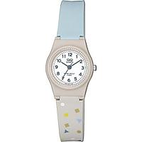 Đồng hồ nữ thời trang Q&Q VP47J037Y dây nhựa thương hiệu Nhật Bản