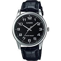 Đồng hồ nam dây da Casio MTP-V001L-1BUDF