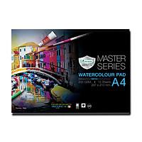 Tập vẽ màu nước A4 Master Art Thái Lan