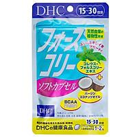 Thực Phẩm Chức Năng: Thực Phẩm Bảo Vệ Sức Khỏe DHC Forskohlii Soft Capsule - (15 Ngày)