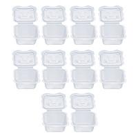 Bộ 10 hộp chia thức ăn (50ml/ hộp)