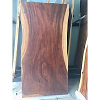 Mặt bàn gỗ me tây nguyên tấm tự nhiên MT53