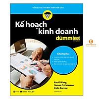 Sách - Kế hoạch kinh doanh for dummies