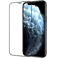 Miếng dán cường lực iPhone 12 Mini (5.4 inch) hiệu Nillkin Amazing CP+ Pro  full màn hình 3D mỏng 0.23mm, Kính ACC Japan, Chống Lóa, Hạn Chế Vân Tay - Hàng chính hãng