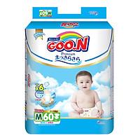 Tã Dán Goo.n Premium Gói Cực Đại M60 (60 Miếng)