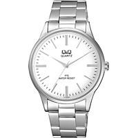 Đồng hồ nam Q&Q Citizen C214J201Y dây kim loại thương hiệu Nhật Bản