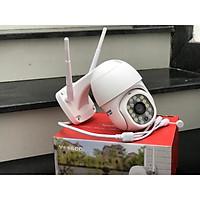 Camera Ip Wifi Ngoài Trời Yoosee GW-D16A ( 16 Led ) Full HD1080P, xoay 350 độ + Thẻ nhớ 32G - Hàng Nhập Khẩu