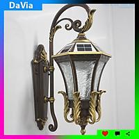 Đèn treo tường tân cổ điển năng lượng mặt trời Davia HT800