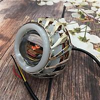 ĐÈN BI CẦU LED -TẢN NHIỆT BẰNG thân nhôm chiếu sáng đến 100m - TA89-U14