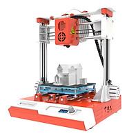 EasyThreed Mini Desktop Children 3D Printer 100x100x100mm Print Size High Precision Mute Printing with LCD Screen TF