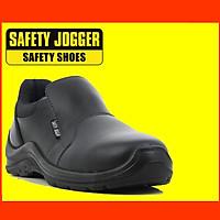 [HÀNG CHÍNH HÃNG] Giày Bảo Hộ Lao Động Safety Jogger Dolce, Da Chất Lượng Cao, Đế PU, Chống Đinh, Chống Trượt SRC