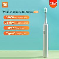 Bàn Chải Đánh Răng Điện Xiaomi Mijia Sonic T300 USB Có Thể Sạc Lại Không Thấm Nước