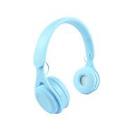 Tai Nghe Bluetooth 5.0 Chụp Tai Over Ear Màu Xanh Nước Biển - Hàng Chính Hãng
