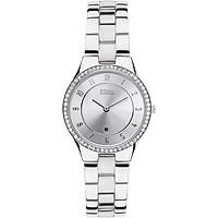 Đồng hồ đeo tay hiệu STORM SLIM X CRYSTAL SILVER