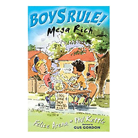 BOYZ RULE: MEGA RICH