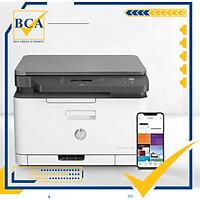 Máy in Laser màu đa năng in/scan/copy HP Color Laser MFP 178nw 4ZB96A Hàng chính hãng