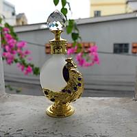 Chai lọ chiết nước hoa - tinh dầu kiểu dáng Dubai
