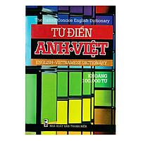 Từ Điển Anh - Việt (Khoảng 100.000 Từ) - Khổ Nhỏ