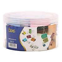 Kẹp Bướm Màu Eras 41mm - E825 - Hộp Nhựa