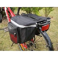 Nhiều Mẫu túi treo xe đạp chống nước đựng vật dụng hành lý, tư trang cá nhân.