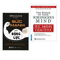 Combo Sách Tư Duy - Kỹ Năng Sống: Sức Mạnh Của Động Lực - Nghệ Thuật Vượt Lên Những Cám Dỗ Của Cuộc Sống + Sức Mạnh Tiềm Thức (Tặng Bookmark Phương Đông)