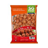 Cá viên hồ lô SG food - 330g