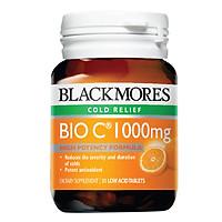 Thực Phẩm Chức Năng Blackmores Bio C 100mg (31 Viên)