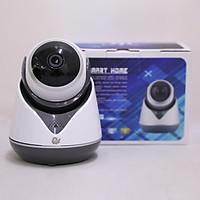 [KÈM THẺ 16G] Camera Wifi Quan Sát Trong Nhà - CareCam Wifi 19Y-200 Độ Phân Giải 2.0Mpx - Xoay Theo Chuyển Động -16GB- Hàng Nhập Khẩu