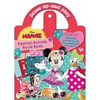 Minnie Fashion Act Purse Bk