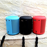 Loa Bluetooth mini không dây Bass mạnh V8 – Loa siêu trầm, âm thanh nổi HiFi, Pin trâu 2200mAh, Hỗ trợ thẻ nhớ, USB