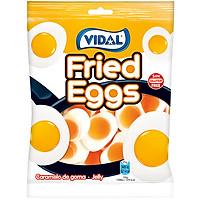 Kẹo Dẻo Hình Trứng Ốp La Vidal (Gói 100g)