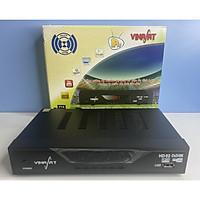 Bộ Đầu Thu Truyền Hình Vệ Tinh Vinasat HD02 mẫu nhỏ  13,5X220mm(XEM THVL1,2, ANTV, TTXVN,.HD Miễn Phí) HÀNG CHÍNH HÃNG