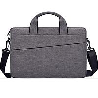 Cặp, Túi Đựng Máy Tính Xách Tay Laptop Macbook Cao Cấp 13.3 inch Chống Sốc 2 Ngăn Có Dây Đeo Meliya accessories