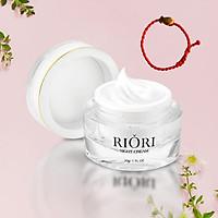 Kem dưỡng ban đêm Riori Night Cream (30g) Tặng Kèm Vòng Tay Phong Thủy May Mắn