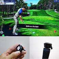 Thiết bi chơi golf 3D tại nhà