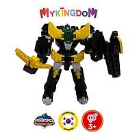 Đồ Chơi Mô Hình MINIFORCE Robot Siêu Khủng Long Stego Băng Giá Cùng Siêu Nhân Leo Thiê 304036