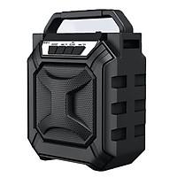 Loa Bluetooth Y3 Xách Tay Mini Kiêm Đài FM Có Đèn Led Phát Sáng - Hàng Nhập Khẩu